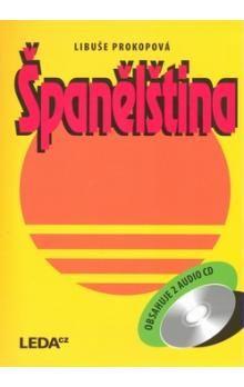 Libuše Prokopová: Španělština + 2CD cena od 413 Kč