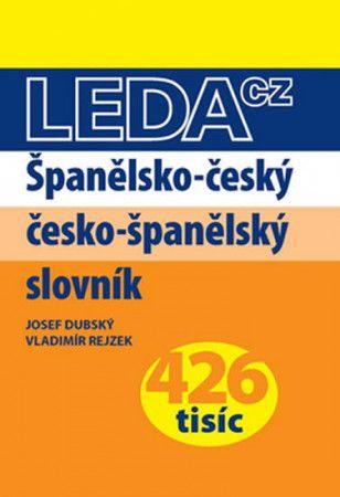 J. Rejzek, Josef Dubský: Španělsko-český a česko-španělský slovník - Leda cena od 516 Kč