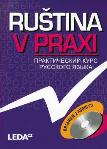 Marie Csiriková: Ruština v praxi – verze s CD cena od 257 Kč