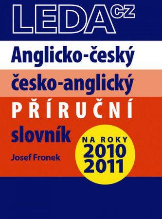 Josef Fronek: Anglicko-český a česko-anglický příruční slovník cena od 237 Kč