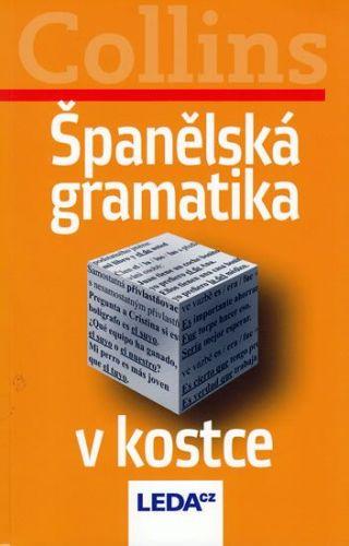 Collins Harper: Španělská gramatika v kostce cena od 125 Kč