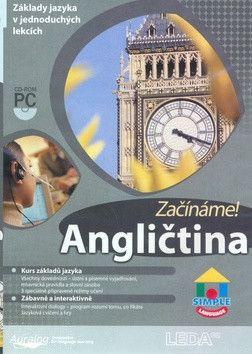 CD Angličtina Začínáme!