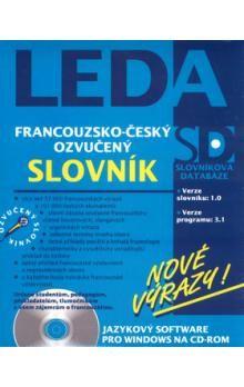 V. Vlasák: CD ROM Francouzsko-český ozvučený slovník