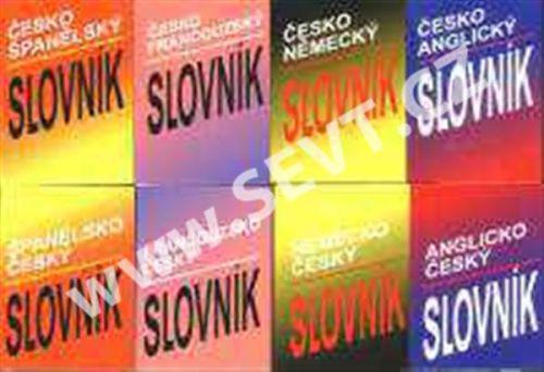 Španělsko-český slovník