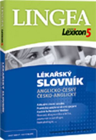 CD Anglicko-český česko-anglický lékařský slovník cena od 974 Kč