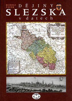 Rudolf Žáček: Dějiny Slezska v datech cena od 412 Kč