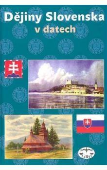 Dějiny Slovenska v datech cena od 128 Kč