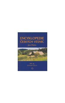 Jan Pešta: Encyklopedie českých vesnic III.díl cena od 338 Kč
