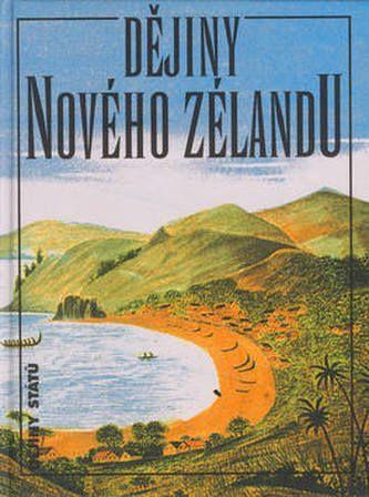 Keith Sinclair, Kolektiv: Dějiny Nového Zélandu cena od 217 Kč