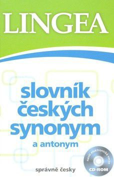 Kolektiv autorů: Slovník českých synonym a antonym cena od 267 Kč