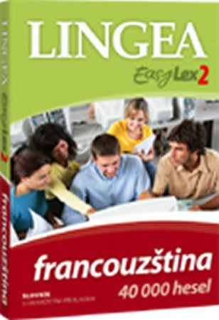 CD EasyLex 2 francouzština cena od 130 Kč
