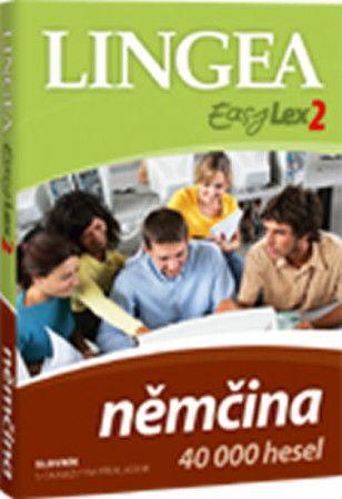 CD EasyLex 2 němčina cena od 137 Kč
