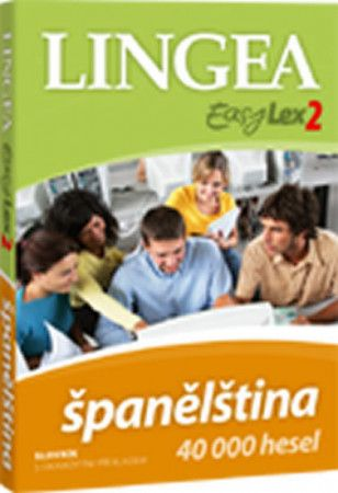 CD EasyLex 2 španělština cena od 133 Kč