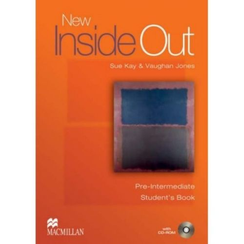 Sue Kay, Vaughan Jones: New Inside Out Pre-Intermediate cena od 489 Kč