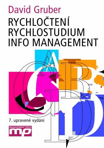 David Gruber: Rychločtení, rychlostudium, info management cena od 291 Kč