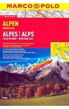 Alpen Alpes/Alps 1:300 000 cena od 213 Kč