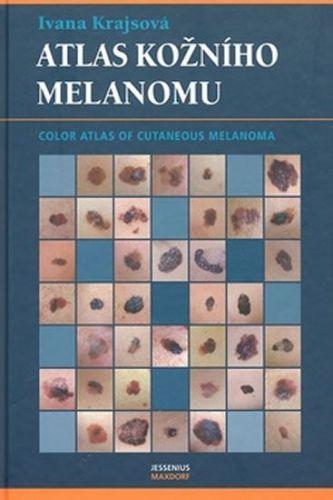 Ivana Krajsová: Atlas kožního melanomu cena od 596 Kč