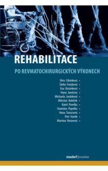 Věra Cikánková: Rehabilitace po revmatochirurgických výkonech cena od 436 Kč