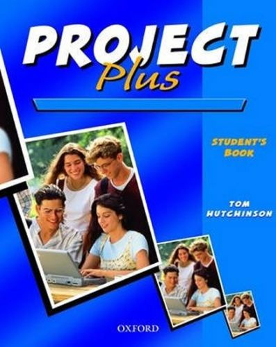 Tom Hutchinson: Project 5 Plus Studenťs Book cena od 245 Kč