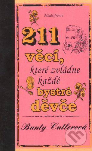 Nicolette Cavenová, Bunty Cutlerová: 211 věcí, které zvládne každé bystré děvče cena od 239 Kč