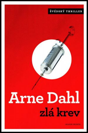 Arne Dahl: Zlá krev cena od 181 Kč