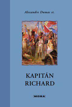 Alexandre Dumas: Kapitán Richard cena od 39 Kč
