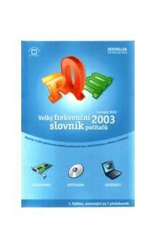 Velký frekvenční slovník počítačů cena od 406 Kč