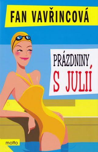 Fan Vavřincová: Prázdniny s Julií cena od 191 Kč