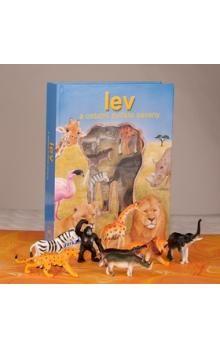 Monica di Lorenzo: Lev a ostatní zvířata savany cena od 272 Kč