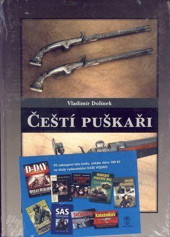 Vladimír Dolínek: Čeští puškaři cena od 0 Kč