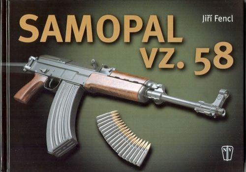 Jiří Fencl: Samopal vz. 58 cena od 192 Kč