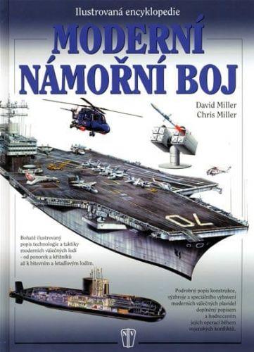Chris Miller: Moderní námořní boj cena od 187 Kč