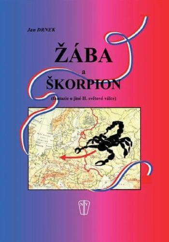 Jan Drnek: Žába a škorpion cena od 248 Kč