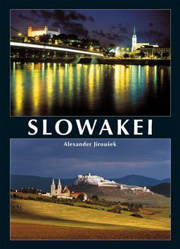 Alexander Jiroušek: Slowakei cena od 450 Kč