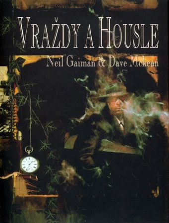 Neil Gaiman: Vraždy a housle cena od 222 Kč
