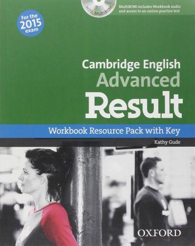 K. Gude: CAE Result WORKBOOK RESOURCE PACK WITH KEY cena od 249 Kč