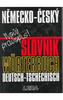 František Widimský: Německo-český slovník / Wörterbuch deutsch-tschechisch cena od 169 Kč