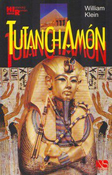 William Klein: Tutanchamón cena od 148 Kč