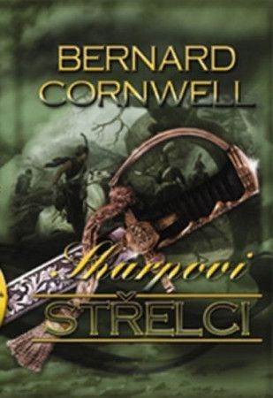 Bernard Cornwell: Sharpovi střelci cena od 83 Kč