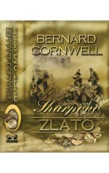 Bernard Cornwell: Sharpovo zlato cena od 87 Kč