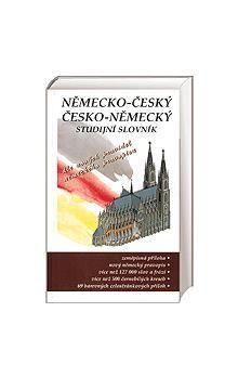 Německo-český,č-n stud.slov.nv cena od 382 Kč