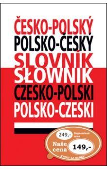 Česko - polský, polsko - český slovník cena od 180 Kč