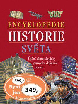 Encyklopedie historie světa cena od 0 Kč