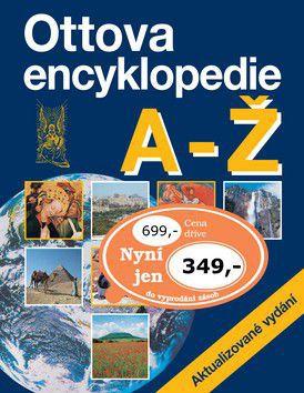 Ottova encyklopedie A-Ž cena od 0 Kč