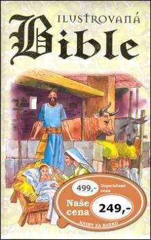 Ilustrovaná Bible cena od 236 Kč