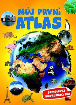 Můj první atlas cena od 107 Kč