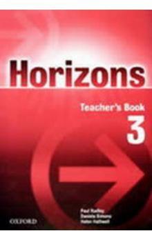 Kolektiv autorů: Horizons 3 Teacher´s Book cena od 423 Kč