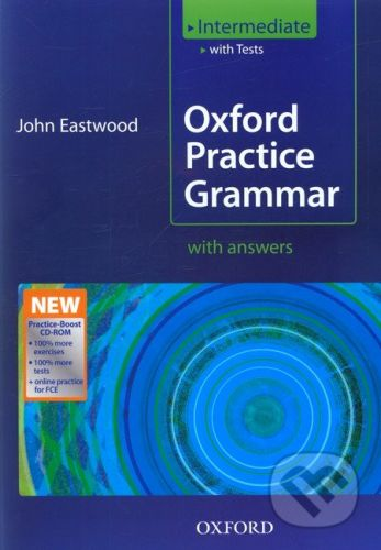 Eastwood John: Oxford Practice Grammar Intermediate + New Practice Boost Cd-Rom Pack cena od 487 Kč