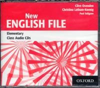 Kolektiv autorů: New English File Elementary Class Audio CDs cena od 630 Kč