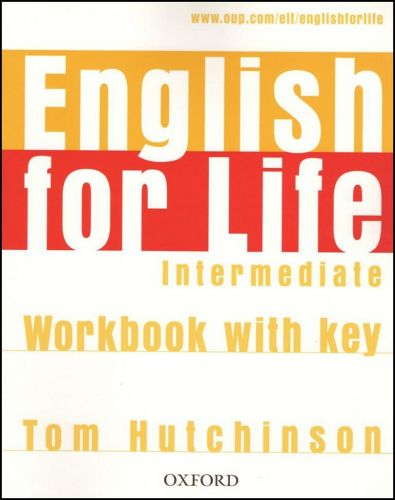 Tom Hutchinson: English for Life Intermediate Workbook Without Key cena od 211 Kč